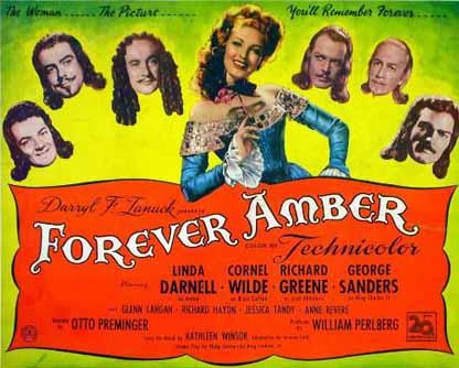 Anne Revere in Forever Amber 1947
