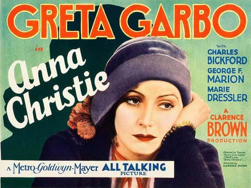 Marie Dressler in Anna Christie 1930