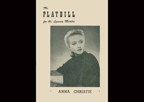 Celeste Holm in Anna Christie 1952