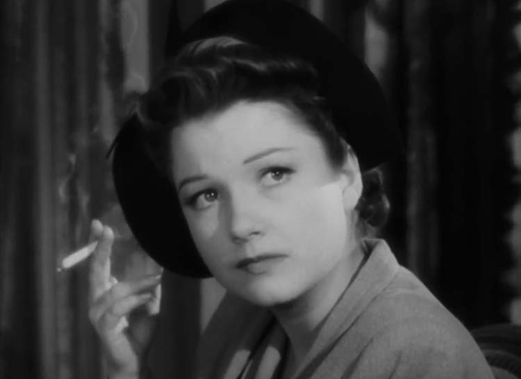Anne Baxter The Razor's Edge 1947