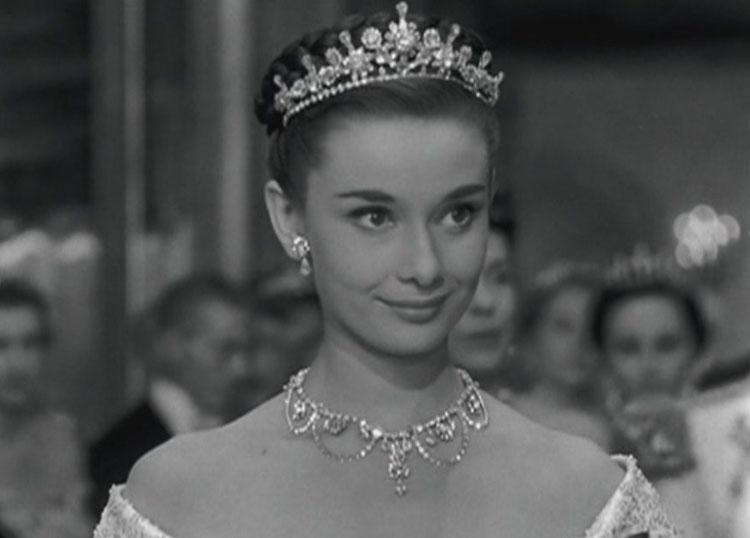 Audrey Hepburn Roman Holiday 1954