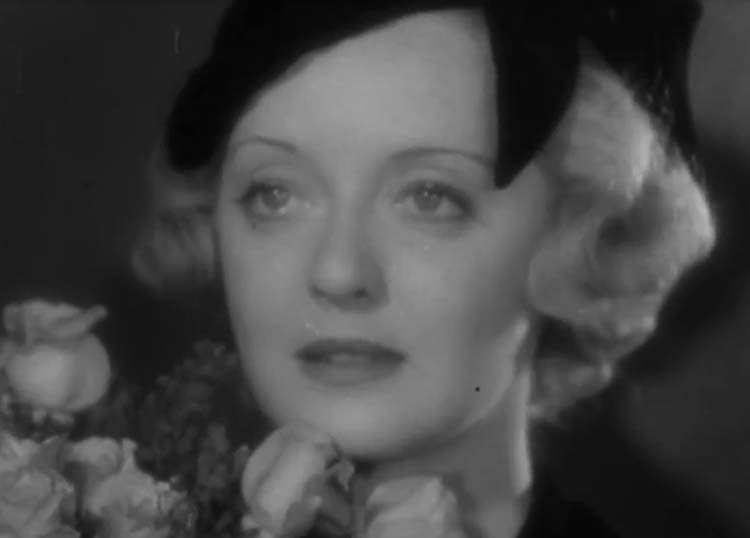 Bette Davis in Dangerous 1936