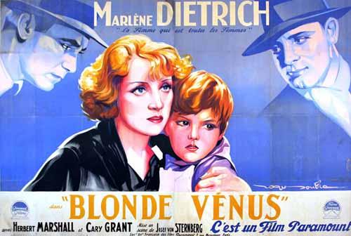 Hattie McDaniel in Blond Venus 1932