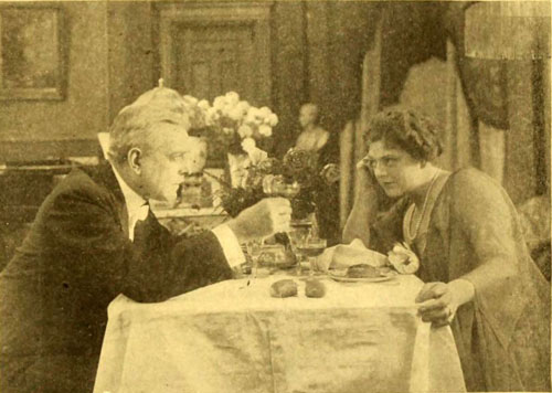 Ethel Barrymore in The White Raven 1917