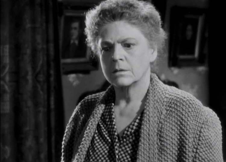Ethel Barrymore None But the Lonely Heart 1945