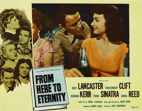 Donna Reed in From Here to Eternity 1954