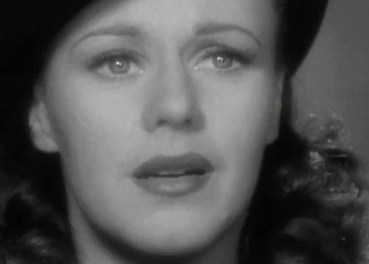 Ginger Rogers Kitty Foyle 1941