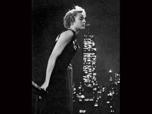 Grace Kelly in Suspense 1952