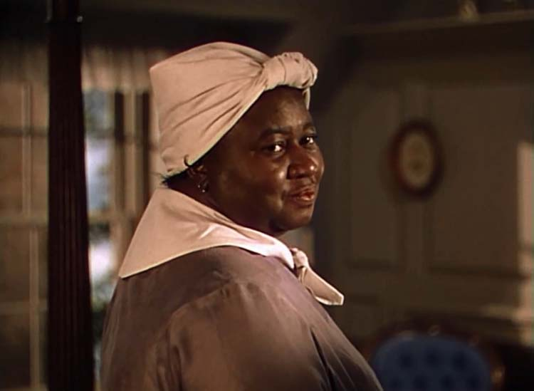 Hattie McDaniel Gone With The Wind 1940