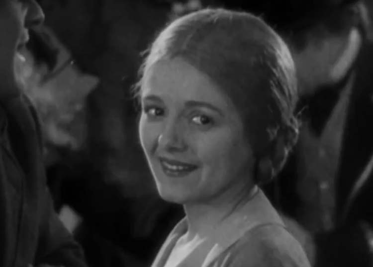 Janet Gaynor in Street Angel 1928