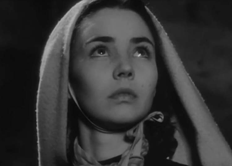 Jennifer Jones The Song of Bernadette 1944