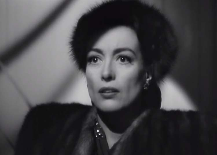 Joan Crawford Mildred Pierce 1946