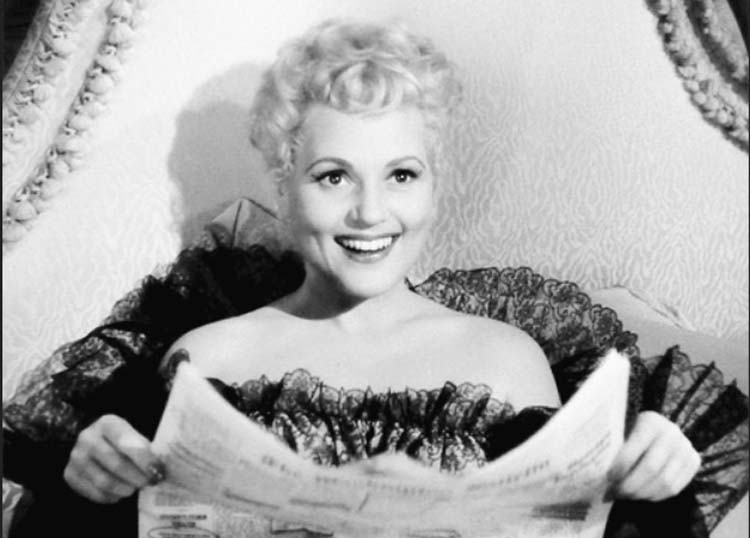 Judy Holliday Born Yesterday 1951