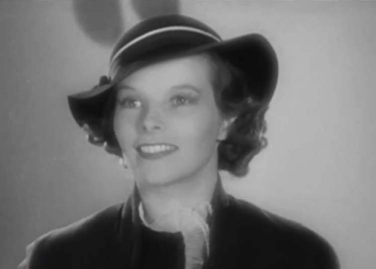 Katharine Hepburn in Morning Glory 1934