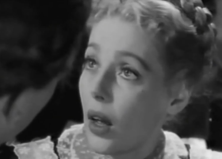 Loretta Young The Farmer's Daughter 1948