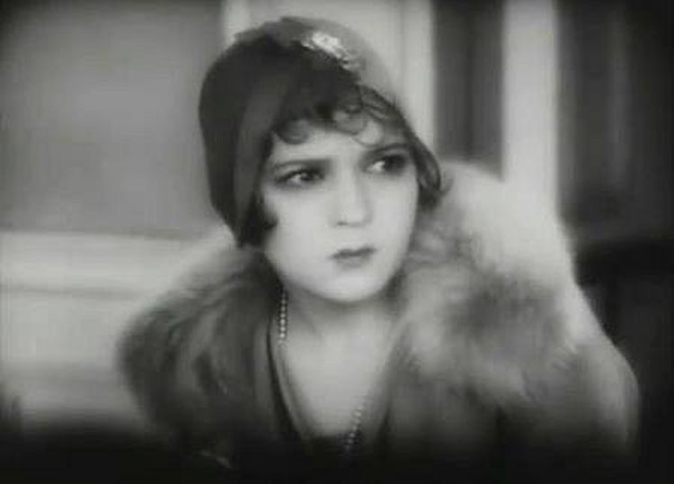 Mary Pickford in Coquette 1930