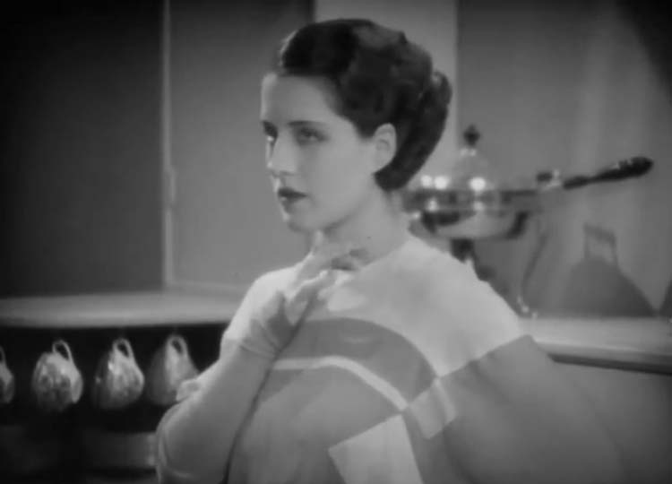 Norma Shearer in The Divorcee 1931