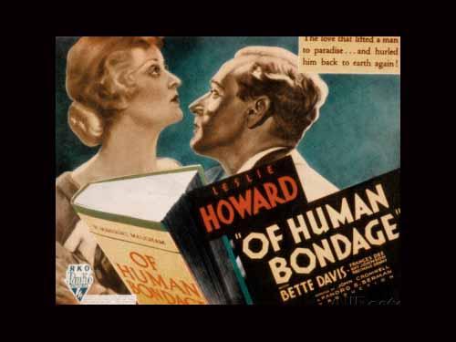 Bette Davis in Of Human Bondage 1934