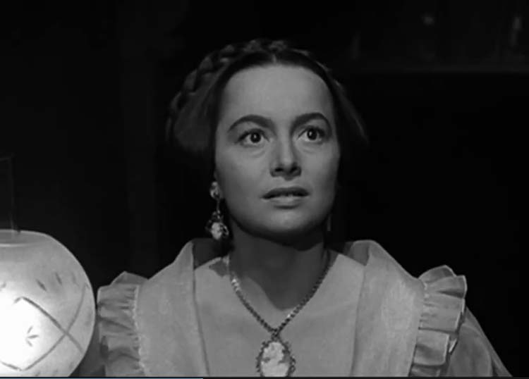 Olivia de Havilland The Heiress 1950