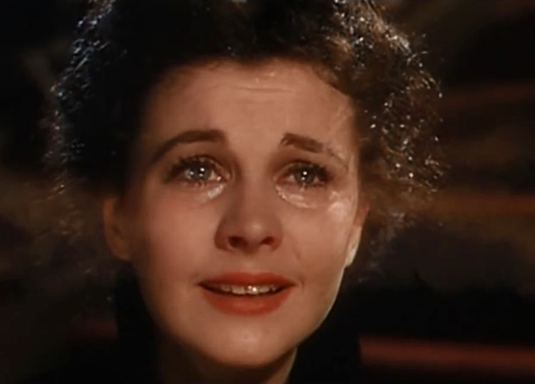 Vivien Leigh Gone With The Wind 1940