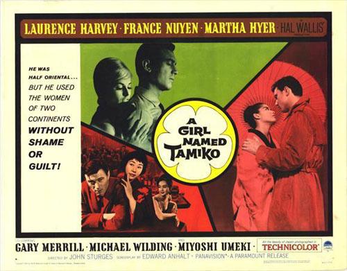 Miyoshi Umeki in A Girl Named Tamiko 1962