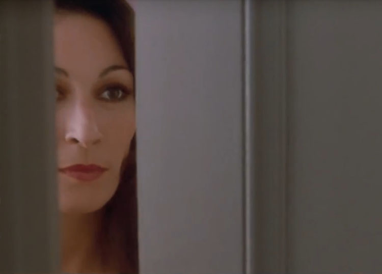 Anjelica Huston Prizzi's Honor 1986
