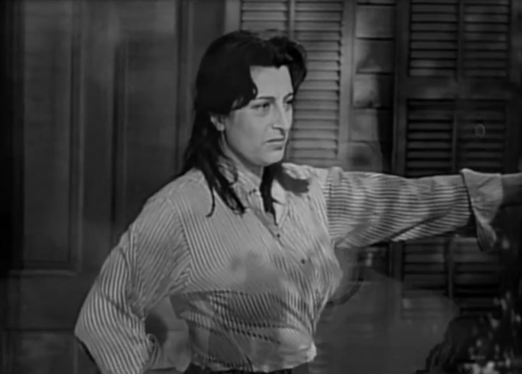 Anna Magnani The Rose Tattoo 1956