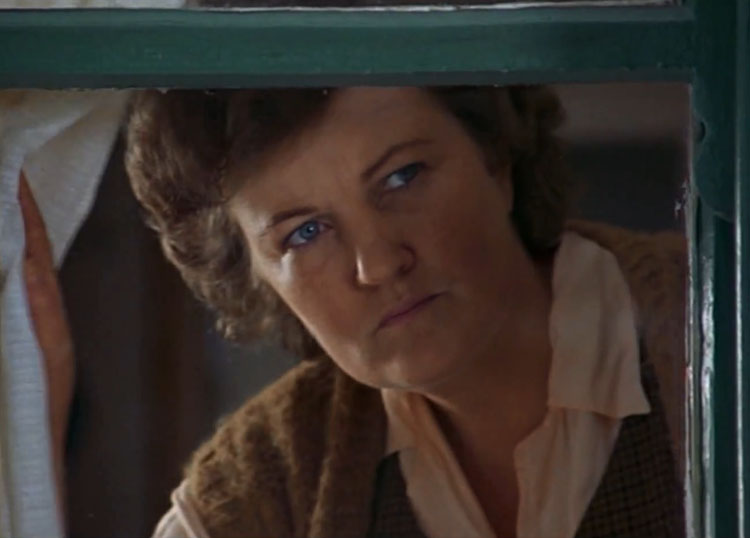 Brenda Fricker My Left Foot 1990