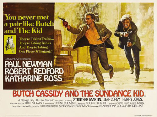 Cloris Leachman in Butch Cassidy and the Sundance Kid 1969