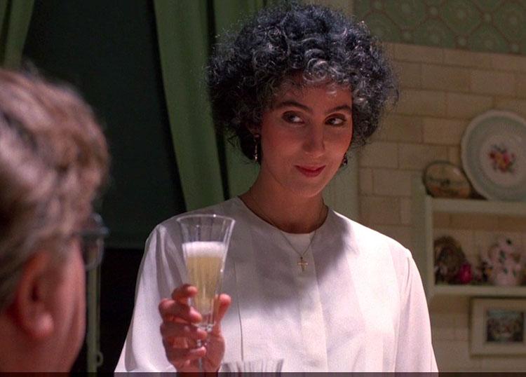 Cher Moonstruck 1988