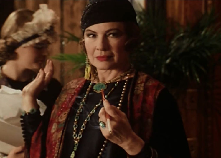 Dianne Wiest Bullets over Broadway 1995