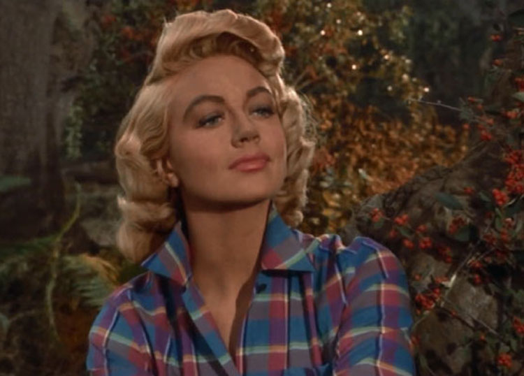 Dorothy Malone Written on the Wind 1957
