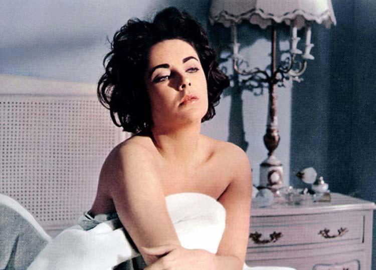 Elizabeth Taylor BUtterfield 8 1961
