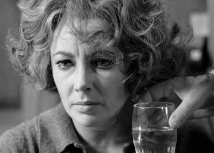 Elizabeth Taylor Who's Afraid of Virginia Woolf? 1967