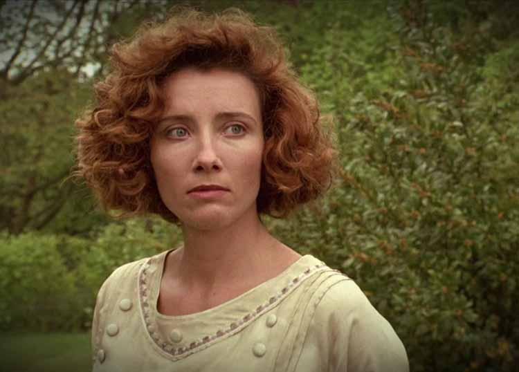 Emma Thompson Howards End 1993