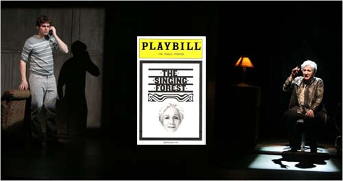 Olympia Dukakis in The Singing Forest 2009