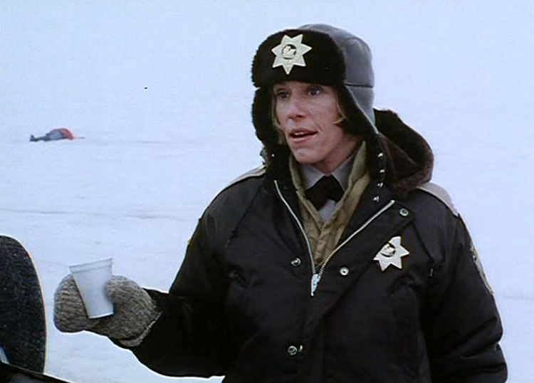 Frances McDormand Fargo 1997