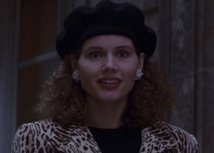 Geena Davis The Accidental Tourist 1989
