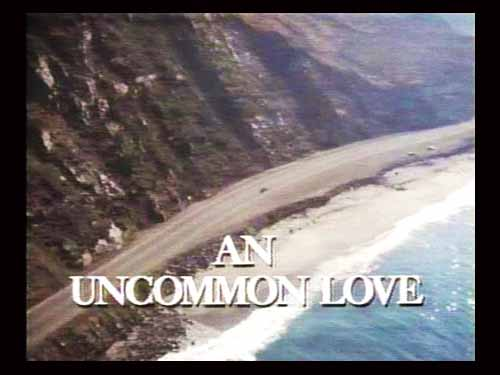 Holly Hunter in An Uncommon Love 1983