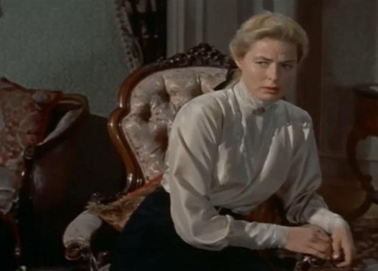 Ingrid Bergman Anastasia 1957