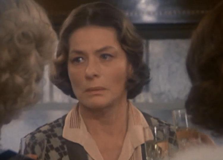 Ingrid Bergman Murder on the Orient Express 1975