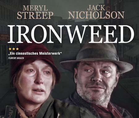 Meryl Streep in Ironweed 1987