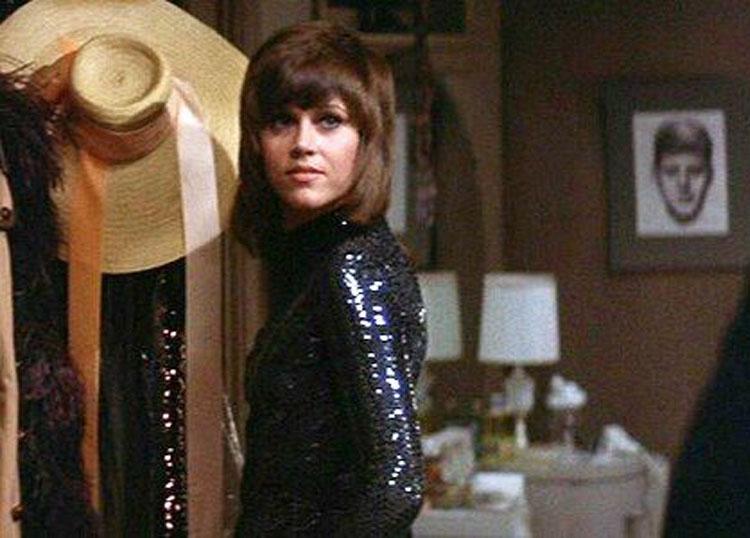 Jane Fonda Klute 1972