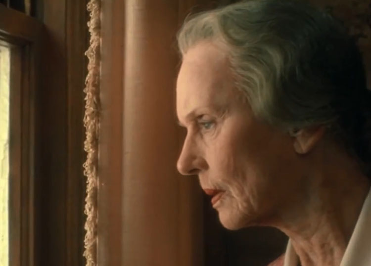 Jessica Tandy Driving Miss Daisy 1990