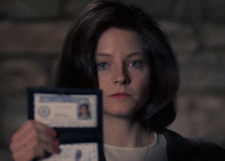 Jodie Foster The Silence of the Lambs 1992