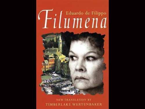 Judi Dench in Filumena Marturano 1998