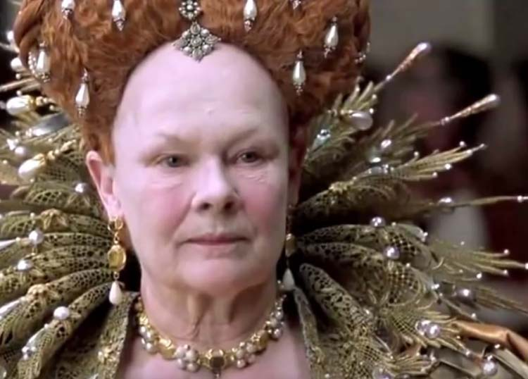 Judi Dench Shakespeare in Love 1999