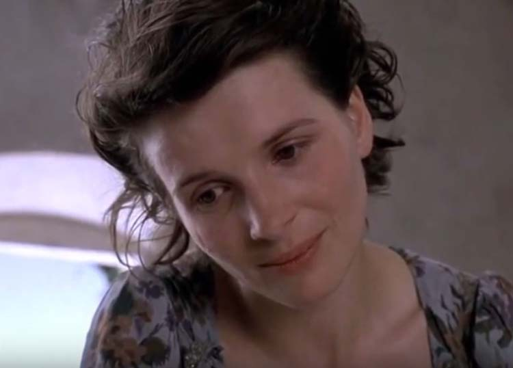 Juliette Binoche The English Patient 1997