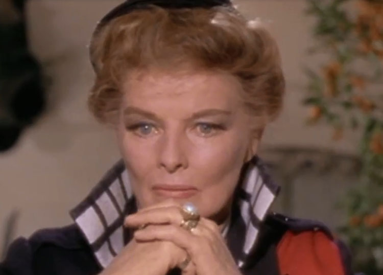 Katharine Hepburn Guess Who's Coming to Dinner 1968