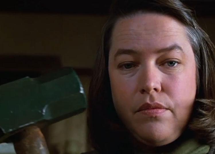 Kathy Bates Misery 1991
